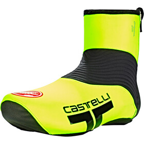 Castelli Narcisista 2 Shoe Covers, yellow fluo/black